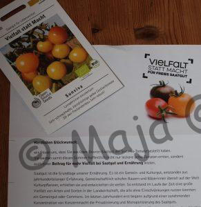 Open Source Seeds Tomatensaat Sunviva